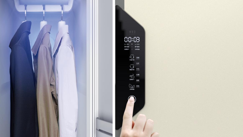 机身80多项专利加持,这款高能衣柜刷新了女人的衣帽间梦想